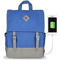 My Valice Smart Bag CANDY Usb Şarj Girişli Akıllı Sırt Çantası Çivit