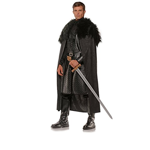 [Renaissance Cape] (Man Of The Nights Watch Costume)