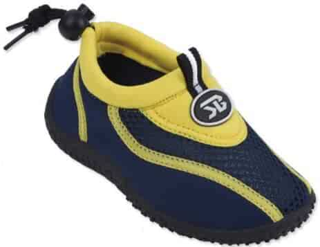 Sunville Toddler's Athletic Water Shoes Aqua Socks