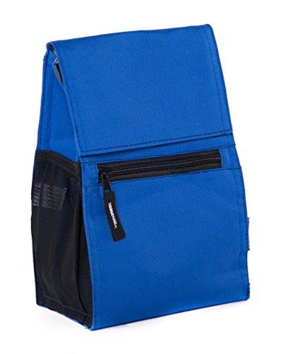[해외]절연 도시락 가방 - 컴팩트 도시락 상자 조절 스트랩 + 이름 태그! 아동과 성인용) Royal CA2750 / Insulated Lunch Bags | Compact Lunch Box |Adjust Strap + Name Tag! Kids & Adults