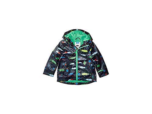 Joules Kids Baby Boy's Skipper Raincoat (Toddler/Little Kids/Big Kids) Navy Beetle 5