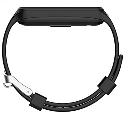 L38i Fitness Tracker, Elftear Bluetooth Heart Rate Monitor Smart Bracelet Sports Activity Sleep Monitor IP67 Waterproof Wristband for Android iOS