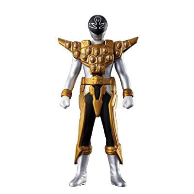 Sentai Hero Series 07 Gokai Silver Gold Mode by Bandai - 4014762 , B0053E2DEY , 454_B0053E2DEY , 11.4 , Sentai-Hero-Series-07-Gokai-Silver-Gold-Mode-by-Bandai-454_B0053E2DEY , usexpress.vn , Sentai Hero Series 07 Gokai Silver Gold Mode by Bandai