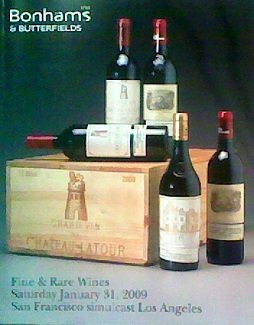Fine and Rare Wines (January 31, - Red Meritage Wine