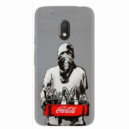 Capa para Galaxy J5 Coca Cola Molotov