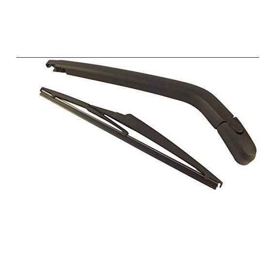 AutoPop Premium Quality Rear Wiper Blade with Arm for Fiat Palio