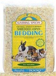 Small Animal Supplies Aspen Bedding 3000'' (4Pc)