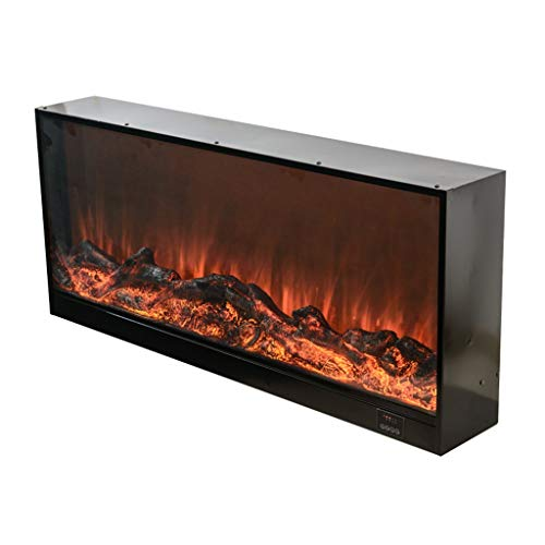 Cheap Liu Weiqin Electric Fireplace - Iron Embedded high Simulation fire Fireplace Electric Fireplace Environmental Protection Material Metal Heating Method Electric Heating Black Friday & Cyber Monday 2019