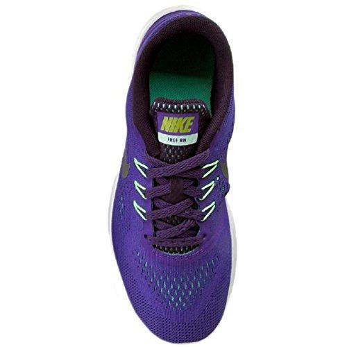 Nike Kid's Free Run (GS) Dark Iris/Reflect Silver 833993-501 (7Y) - Image 2