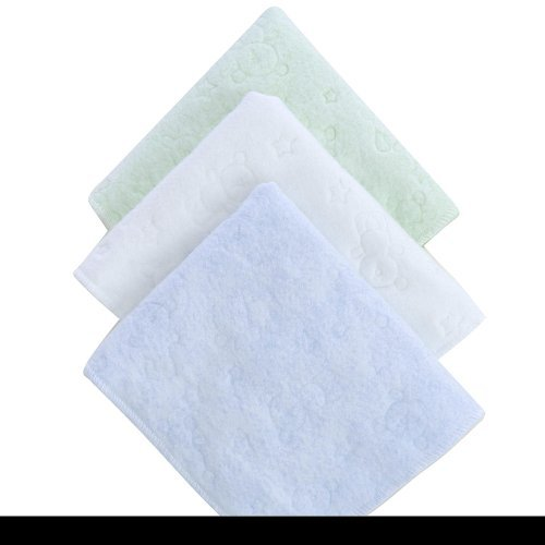Price comparison product image Babies R Us Multi-use Lap and Burp Pads 3 Pack - Multi Color so Soft Quilted