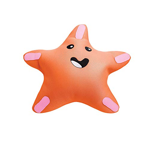 (Blue Wave Starfish Bean Bag Float for Swimming Pools - Non-Inflatatable Floatie for Kids -)