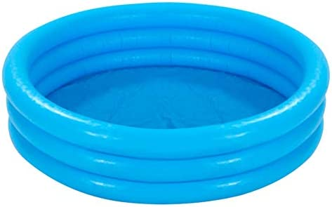 Intex 59416NP - Piscina hinchable 3 aros azul, 114 x 25 cm, 132 litros: Amazon.es: Jardín