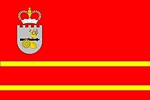 magFlags XXXL Flag Smolensk Oblast | landscape flag | 6m² | 64sqft | 200x300cm | 6x10ft - 100% Made in Germany - long lasting outdoor flag