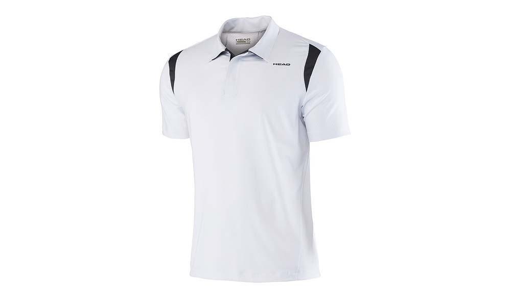 Head Performance Polo Shirt Herren weiss L (52)