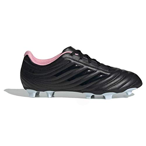 adidas Copa 19.4 Firm Ground, Black/Clear/True Pink, 8.5 M US