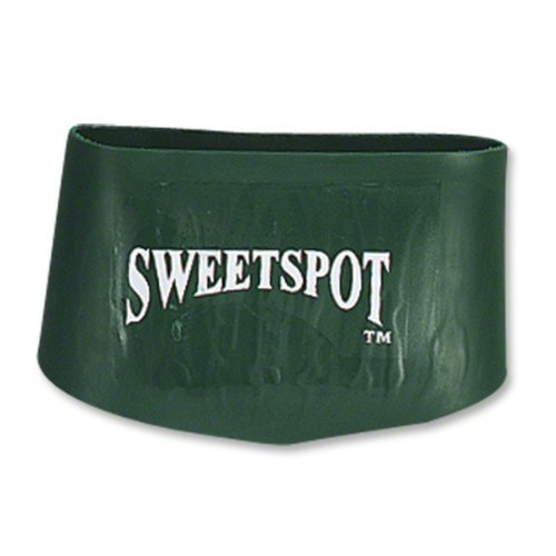 Markwort Sweet Spots Lace Protector for Shoes, Forest Green