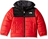 The North Face Toddler Boy's Reversible Mount Chimborazo Hoodie, TNF Red/TNF Black, 3T