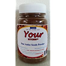 Yours Kitchen Star Anise Seeds Powder (1.8 Ounce)