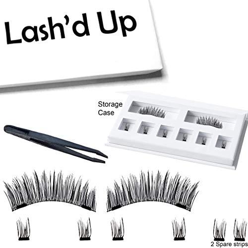 Comfort+ Magnetic Lashes Full Eyes Natural Lengthening Grade