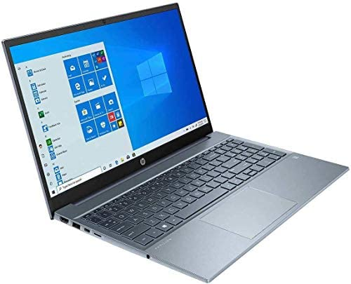 "2020 HP Pavilion 15 Laptop: eleventh Gen Core i7-1165G7, 16GB RAM, 512GB SSD, 15.6"" Full HD IPS Touchscreen Display, Backlit Keyboard, Windows 10 (Renewed)"