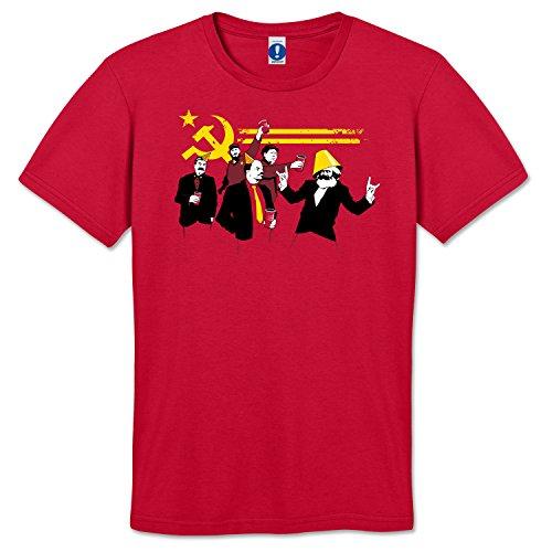 Shirt.Woot - Men's Communist Party T-Shirt - Red - XL