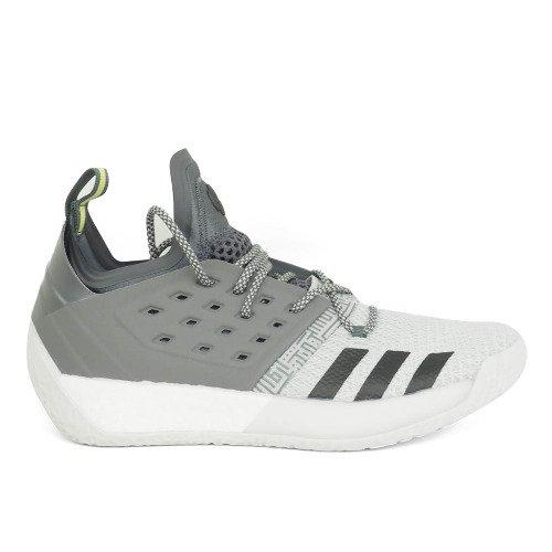 Adidas(アディダス) ジェイムスハーデン バッシュ/シューズ ハーデン Vol. 2 コンクリート Harden Vol. 2 Concrete (グレーファイブ) B07BRQ1QWD US9(27cm)