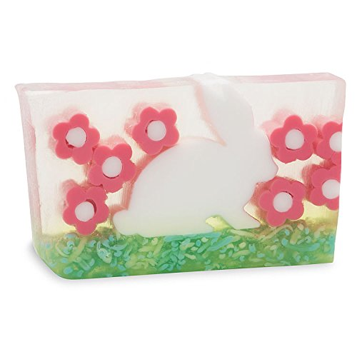 Easter Elements (Primal Elements Easter Bunny Wrapped Bar Soap, 5.8 Ounce)