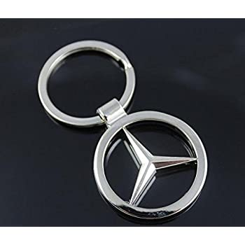 Genuine mercedes benz shopping key chain with for Mercedes benz tire chains