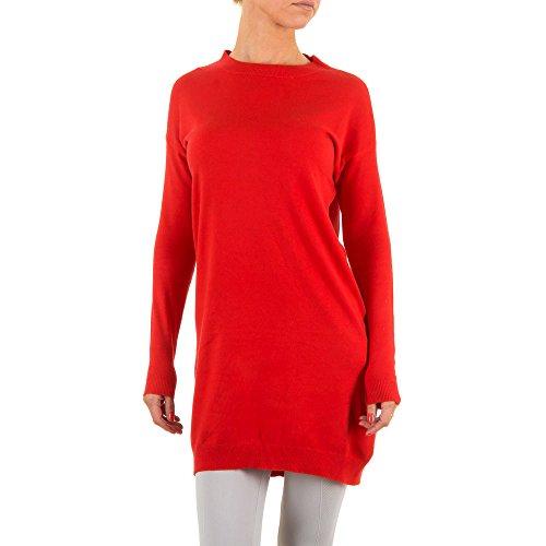 Ital-Design - Jerséi - para mujer Rojo
