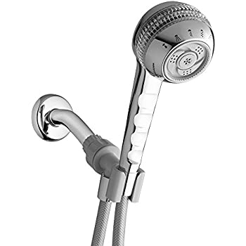 Waterpik VAT-343 Power Spray Hand Held Showerhead