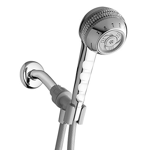 Waterpik SM 653 CG Original Massage Hand Held Shower Head, Chrome ()