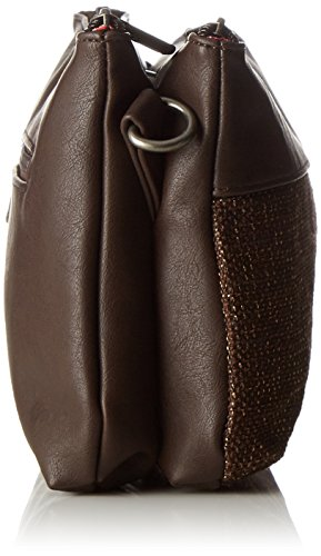 Little Marcel Women's Brown Marcel Bag Cross Qu05 Little Body vEqvxdZ