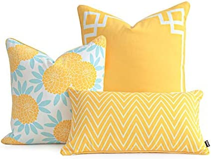 Hofdeco Spring Garden Indoor Outdoor Pillow Cover ONLY
