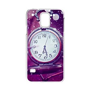 Snap-on Creative Pocket Watch Design TPU Durable Back Shell for Samsung Galaxy S5 Laser case Hot Selling-2