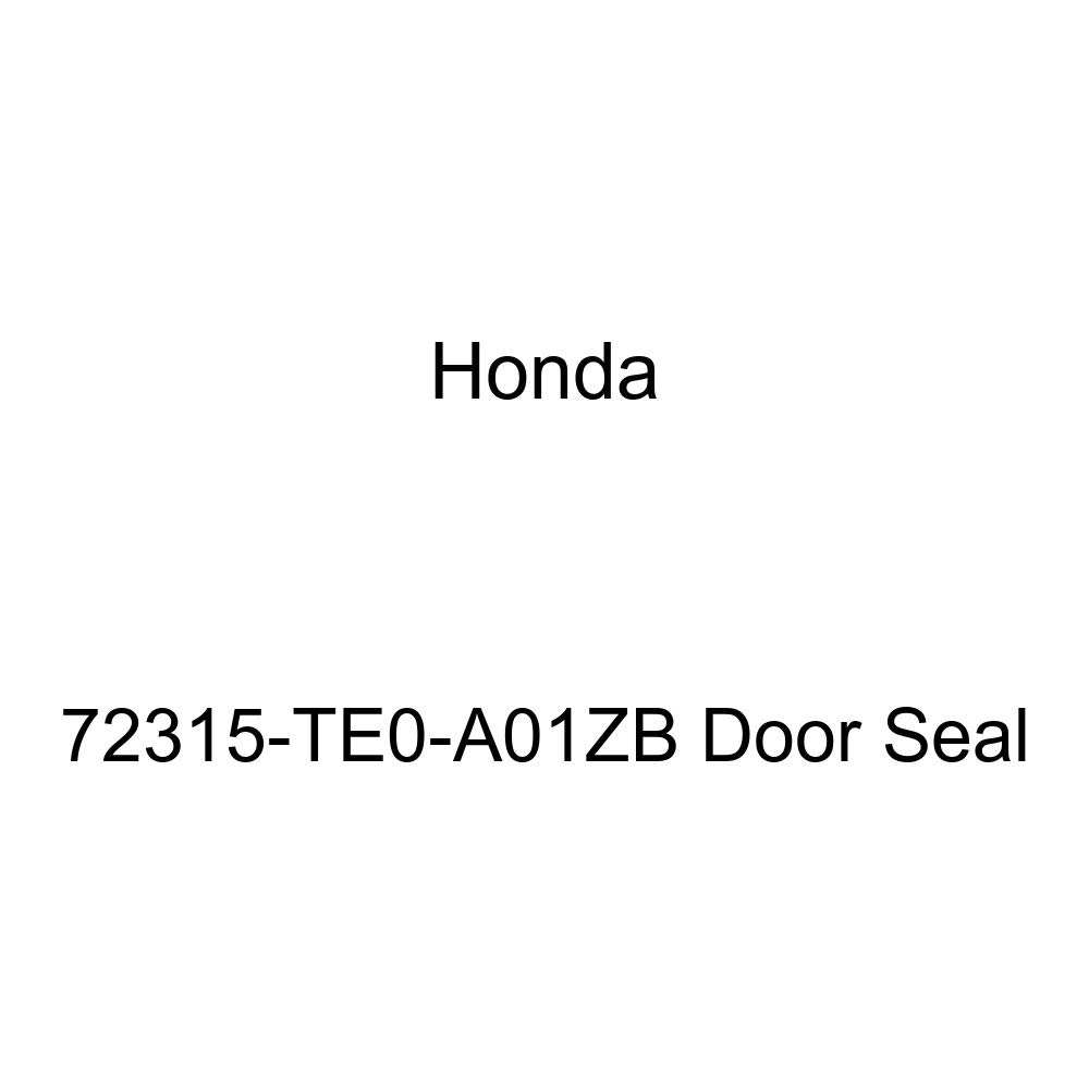 Genuine Honda 72315-TE0-A01ZB Door Seal