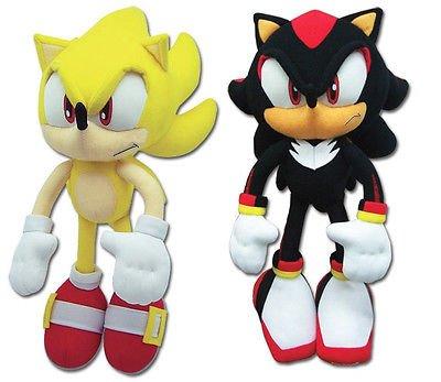 Great Eastern Sonic the Hedgehog Plush Set of 2 - …