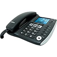 Uniden FP1200 - Corded Phone with Advanced LCD and Caller ID Display