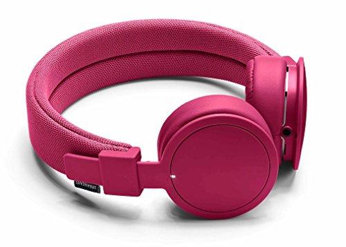 Urbanears Plattan ADV Wireless - Collapsible Headphones with Handmade Drivers, Remote and Sharing Zoundplug - Jam