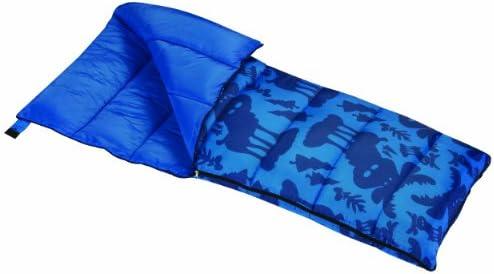 Wenzel Moose Youth 40-Degree Sleeping Bag