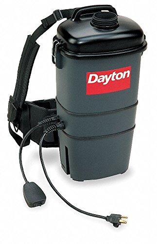 DAYTON 7 qt, 120V Aircraft Backpack Vacuum Cleaner
