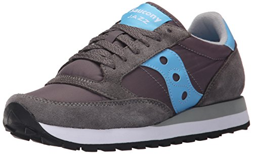 Women's Saucony Original Sneaker Blue Charcoal Originals Jazz r5qzrU