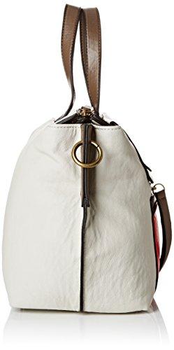 Le Temps des Cerises Kaori 3Porte principal, bolso para mujer, Multicolor, talla