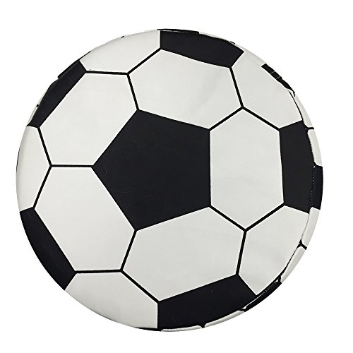 Senseez Vibrating Pillow Calming Cushion for Kids, Soccer Ball