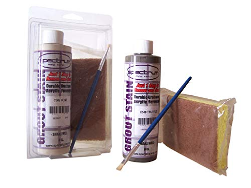 Day Discontinued Cream (Spectrum Grout Colorant Kit-Butter Cream #17(Custom BP Colors) Note- This is a discontinued color. The price reflects an extra fee the factory charges for making discontinued colors.)