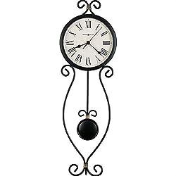 Howard Miller 625-495 Ivana Wall Clock by