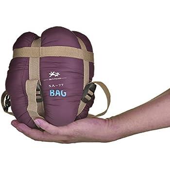 Amazon.com : ieGeek Sleeping Bag, Lightweight Envelope