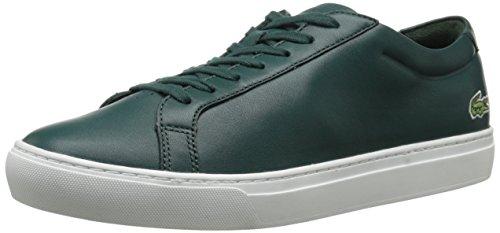 Lacoste Mens L.12.12 116 1 Sneaker Di Moda Verde Scuro