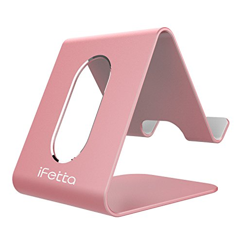Cell Phone Stand, Ifecco Mobile Phone Holder for Tablet All Android Smartphones