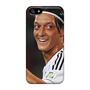 New Fashionable Michlles VapWM4088-AgU Cover Case Specially Made For Iphone 5/5s(the Pride Arsenal Mesut Ozil)