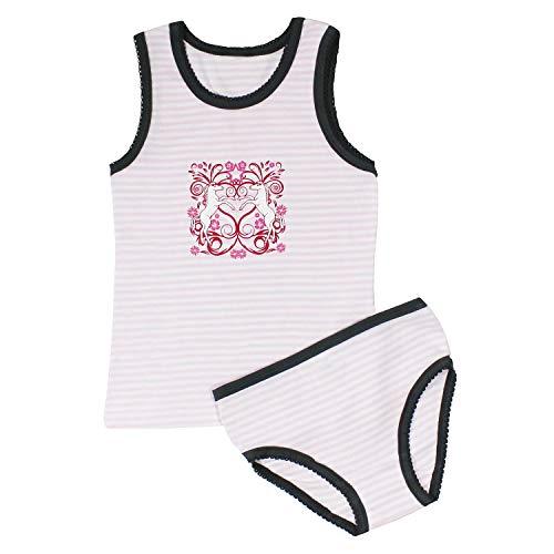 98 100 ropa 116 104 ni para Underwear Pantyhose algod 128 piezas de a T 140 2 shirt Slip Marcas interior U8xACwC